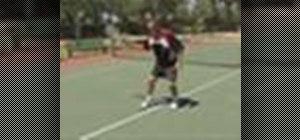 Use tennis agility drills