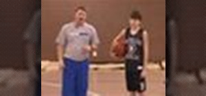 Play point guard in youth basketball