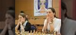 Take the initiative in a chess game to win
