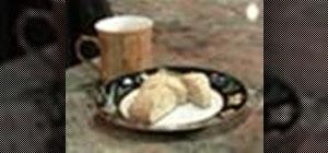 Bake Italian ciambellone biscotti