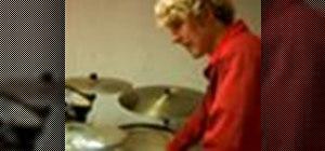 Play swing groove drum beat variations