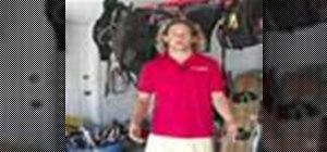 Begin kiteboarding