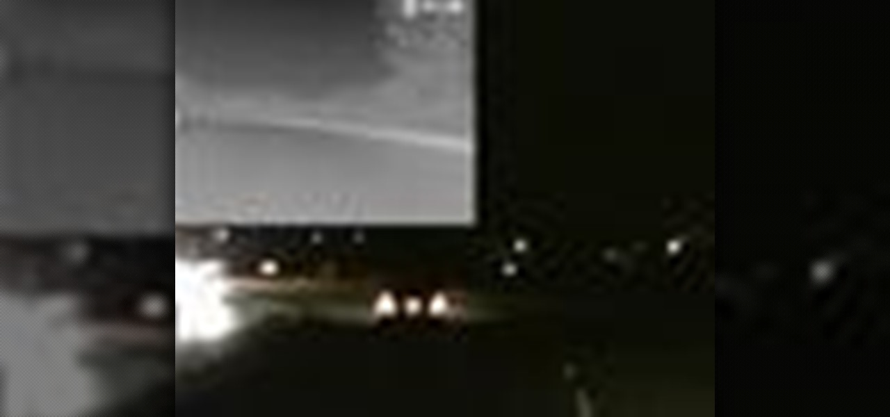 How To: Add night vision to your car