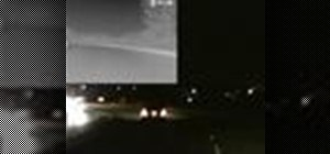 Add night vision to your car