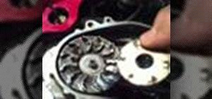 Replace variator, belt, & roller weight in a Ruckus