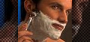 Shave your face with tips from Gillette