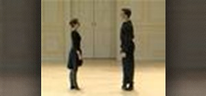 Do a nineteenth-century step combination for quadrille