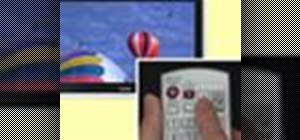 Program the Panasonic remote DMR-ES45V (ES35V) for TVs