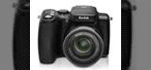 Operate Kodak's EasyShare Z1012 IS Zoom digital camera