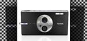Use the Kodak EasyShare V705 Dual Lens digital camera