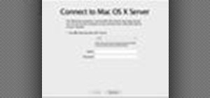 Set up clients on the Mac OS X Leopard Server