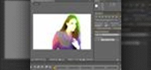 Create cartoon effects in After Effects CS4