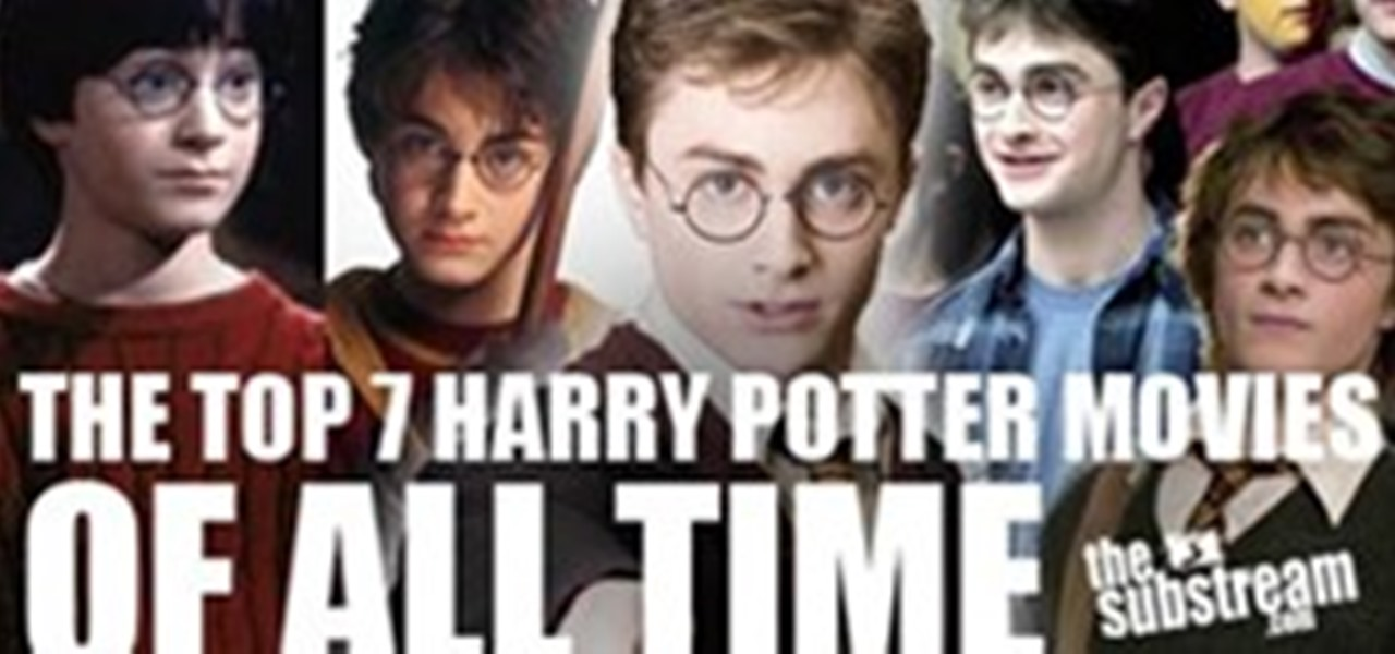 the top seven harry potter movies of all time 171 movie