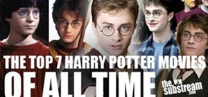 The Top Seven HARRY POTTER Movies of All Time