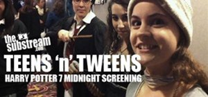 HARRY POTTER - Midnight Screening @ AMC