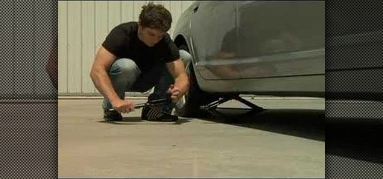 How To Jack Up A Car Safely 171 Maintenance
