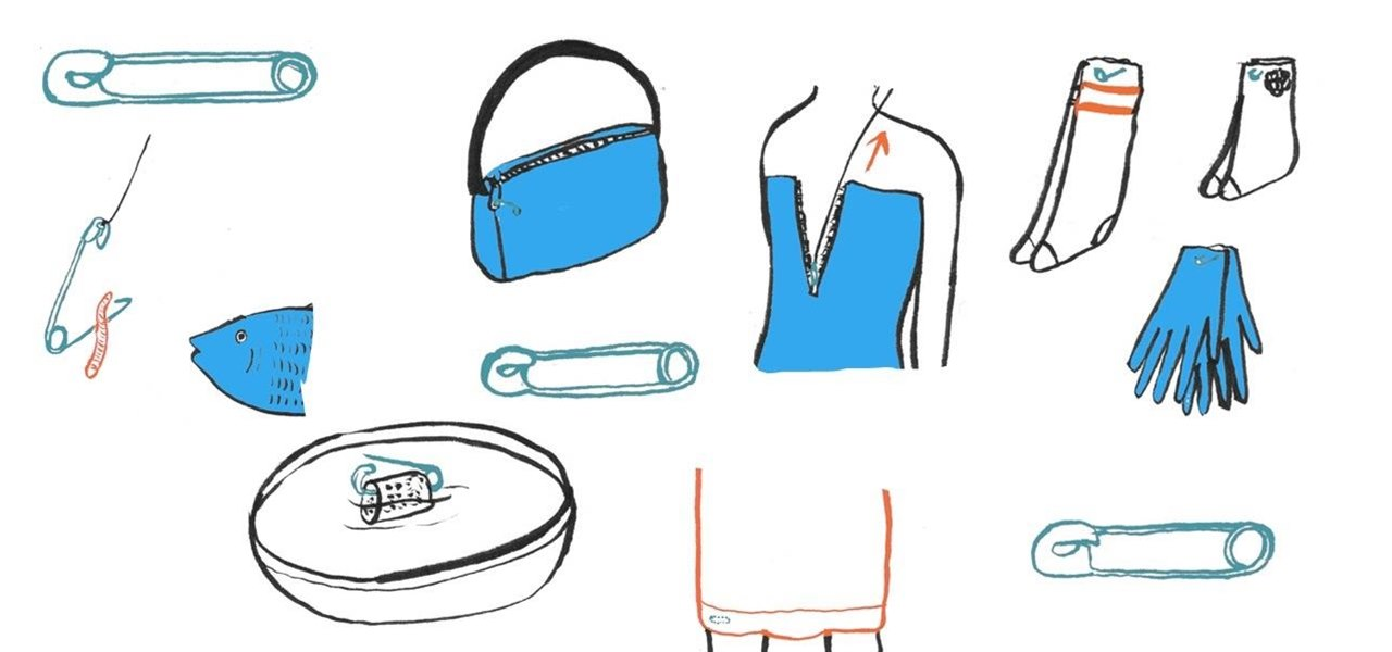 9 Super-Practical Uses for the Humble Safety Pin