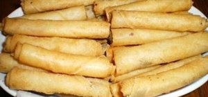 Make Pinoy cheese sticks