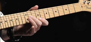Add rhythmic variety to your solo on guitar with Jeff Marshal