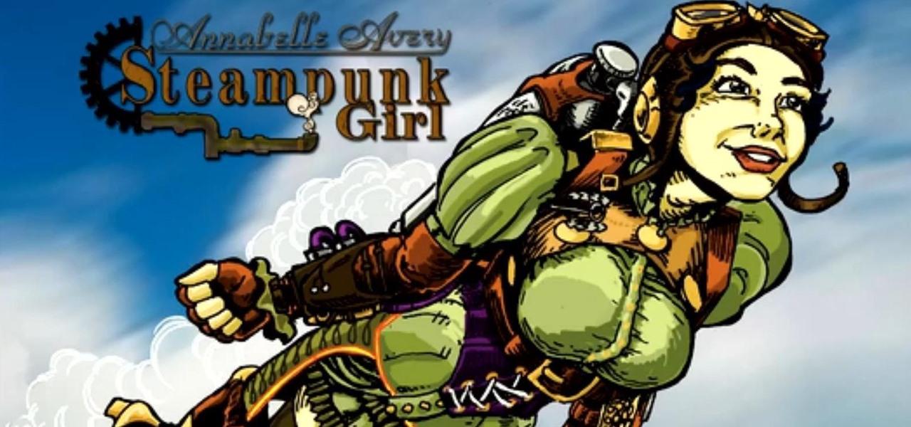Steampunk Art & Comics