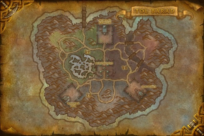 How to Play the Tol Barad Zone in World of WarCraft: Cataclysm