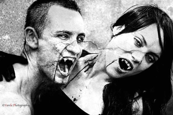 Horror Photography Challenge: The Fangs!