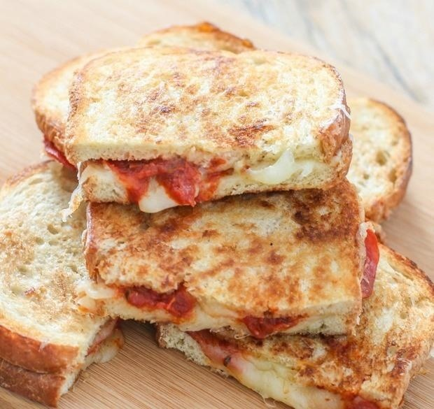 10 Ways to Take Grilled Cheese to the Extreme