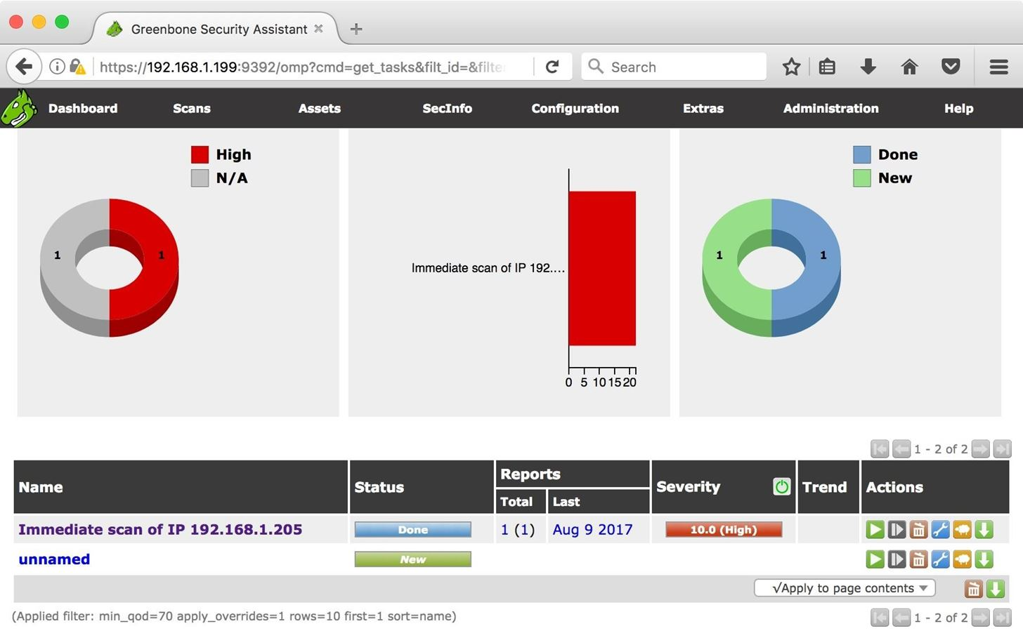 How to Perform a Large-Scale Network Security Audit with