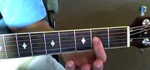 "Play Keith Urban's ""Stupid Boy"" on acoustic guitar"