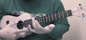 Chime on the ukulele