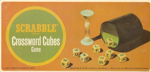 The History of SCRABBLE Boards: Glass, Vintage, Gold... & Star Trek?!?