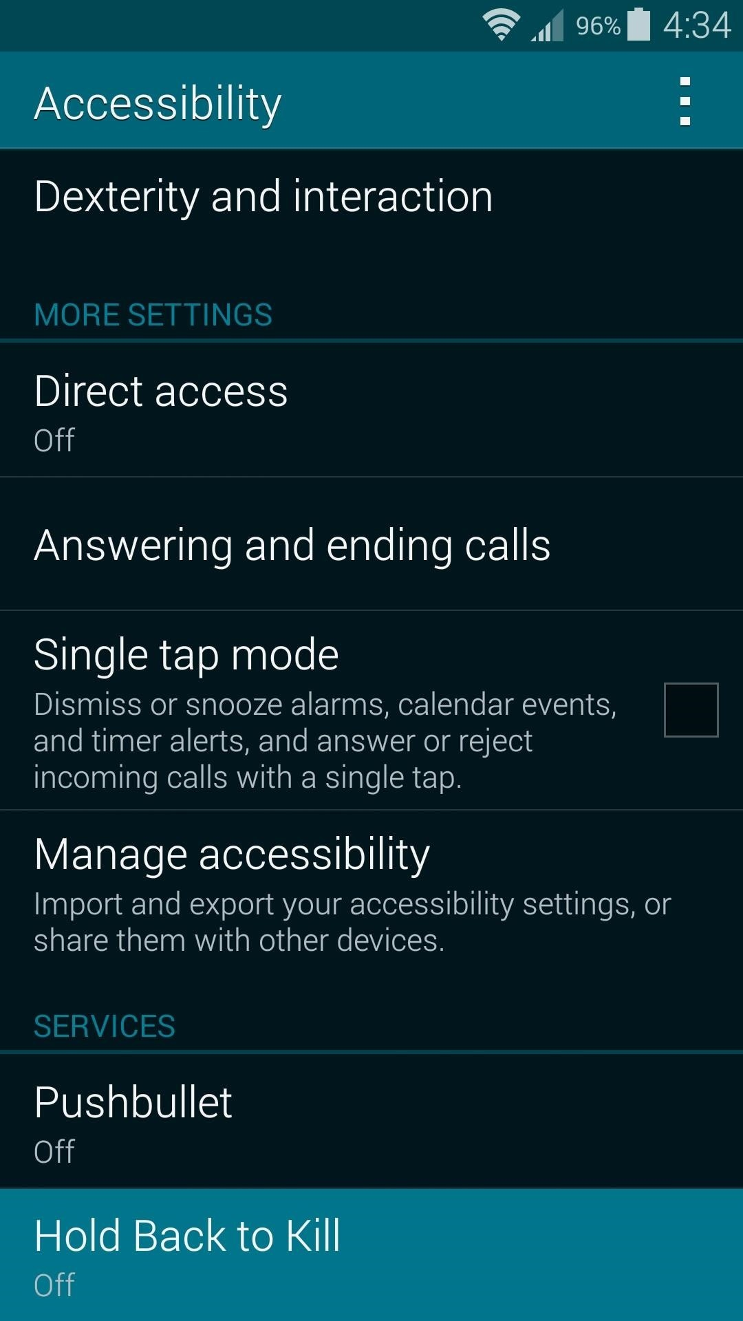 Use Your Back Button to Force-Close Any Android App on the Spot