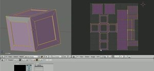 Exporting a Lowpoly Model to Unity 3D