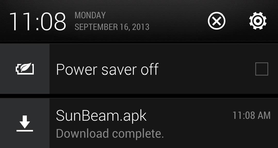 How to Get the Google Play Edition's Sun Beam Live Wallpaper on Your Regular HTC One