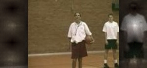 Practice rebounding one on one basketball drills