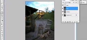 Use the dodge and burn tools in Photoshop CS3