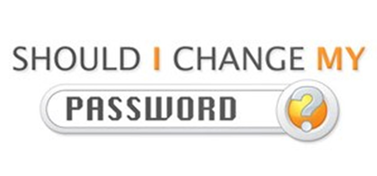 how to find out or change network password