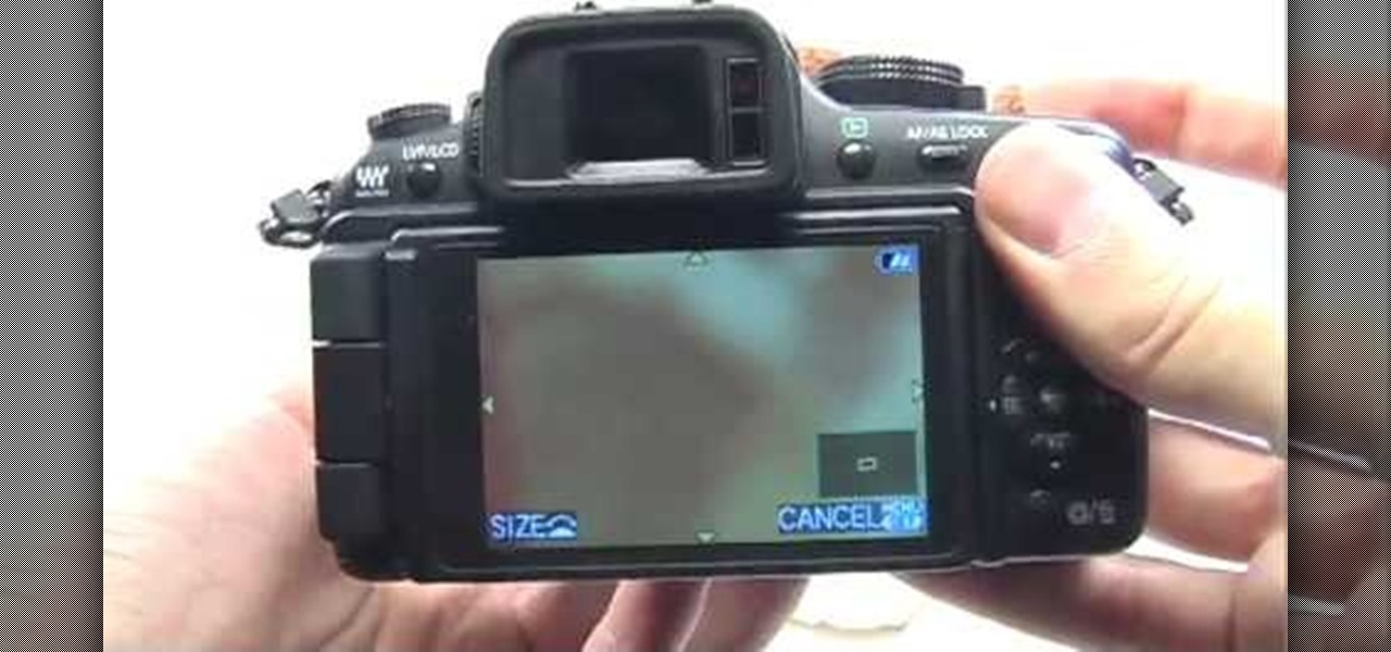 how to manually focus a panasonic g1 or gh1 digital camera digital rh digital cameras wonderhowto com Lumix GH1 Lumix GH1