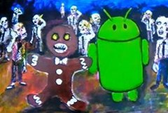How to Find the Gingerbread Man & Droid Robot in Your Android Smartphone