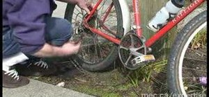 Fix a broken bike chain