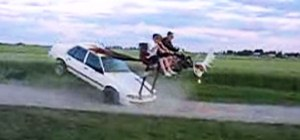 DIY a redneck roller-coaster