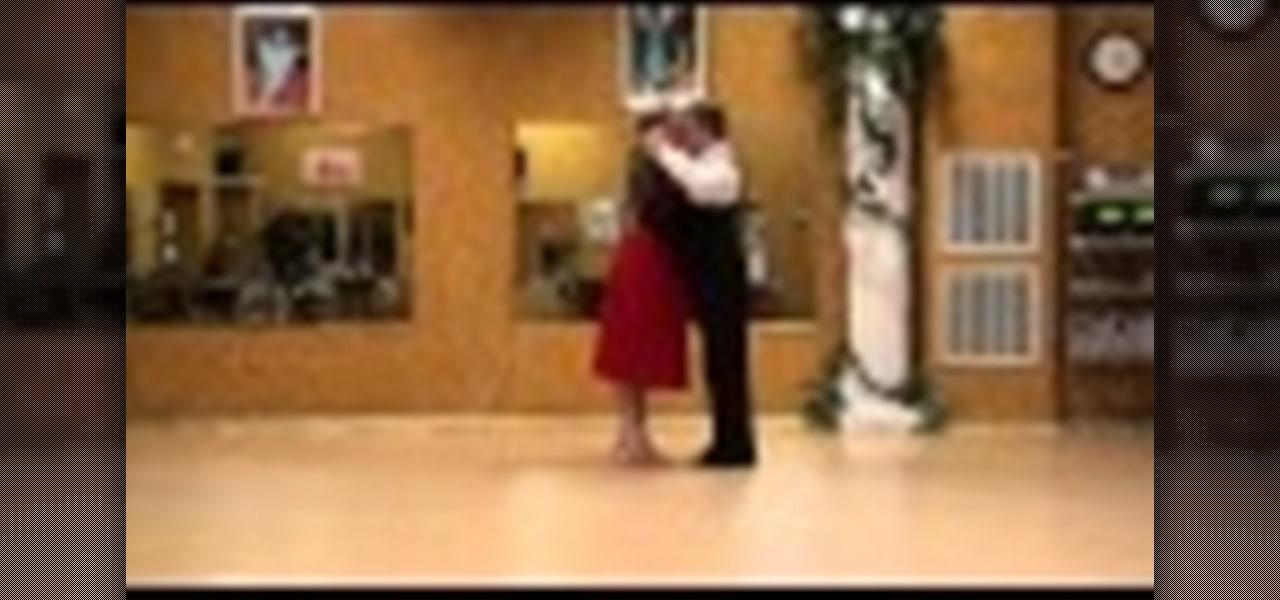 Dance Argentine Tango