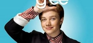 "Get Kurt's natural facial glow from ""Glee"""