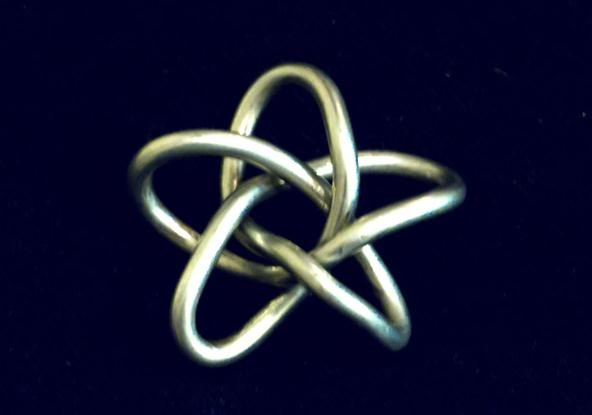 How to Make Knot Sculptures from Soft Metals