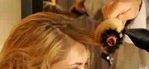 Create bouncy, wavy hair with ELLEgirl