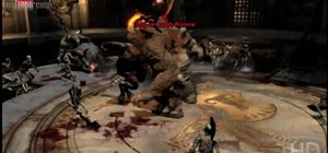 Complete the Knockout Challenge in God of War 3