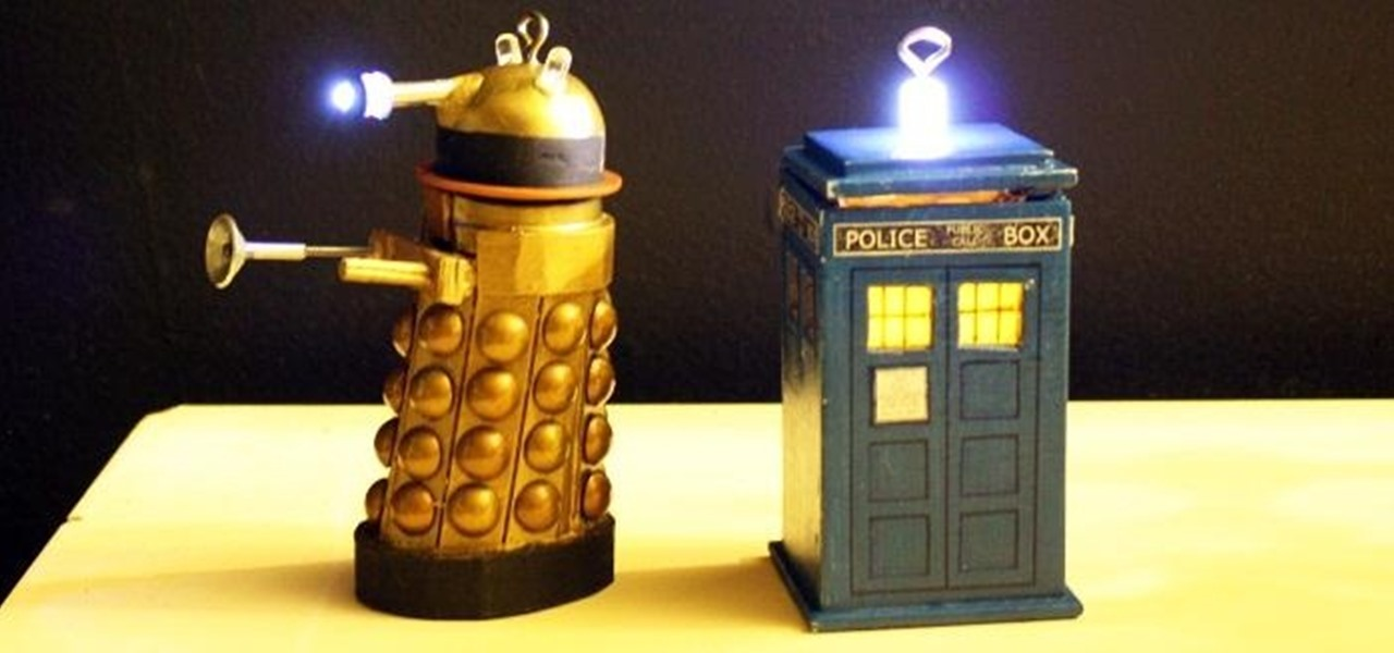 Diy dr who gifts for christmas