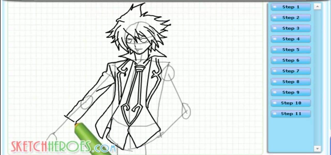 Draw Takuto Tsunashi