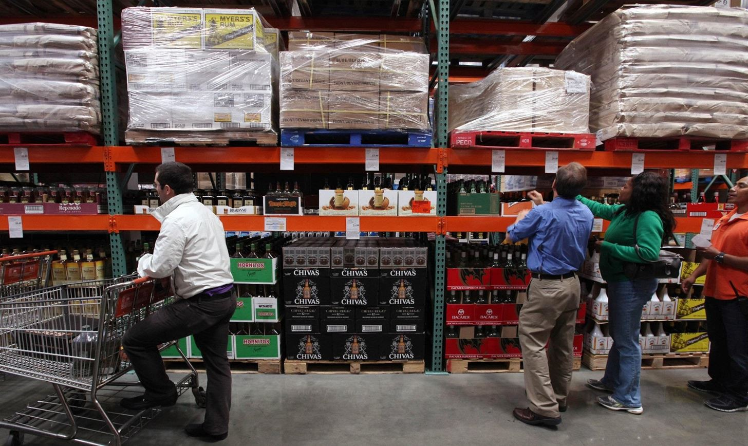 How to Buy Alcohol & Prescription Drugs Cheaper at Costco
