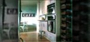Freshen a room